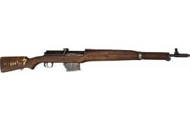 Egyptian Hakim Semi-Auto Rifle , 8mm Mauser Caliber W / 10 Round Detachable Box Magazine -  Surplus Turn In Condition - C & R Eligible