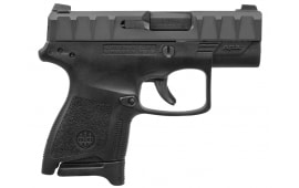 "Beretta APX Carry Semi-Auto Pistol 9mm 3.07"" Barrel Black Frame/Slide - LE Edition - Includes (2) 6rd (1) 8rd Magazines - JAXN922"