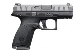 "Beretta JAXQ923 APX Centurion L.E.O. Edition, 3.7"" Mid Size Semi-Auto - 15rd - Black Polymer - W / 3-15 Round Mags"