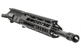 "Charlie Bravo AR-15 Upper Assembly W/ 16"" Barrel, 5.56 NATO with 12"" Free Float Keymod Handguard  - No BCG or Charging Handle"