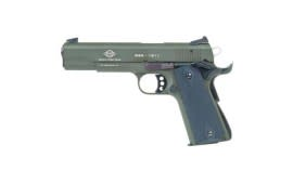 American Tactical Imports M1911 22LR Pistol, 5 10rd OD Green - GERG2210M1911G