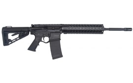 "ATI Tactical Omni Maxx Hybrid AR-15 5.56/223 16"", Black Optic Ready W / 10"" Quad Rail - ATIGOMX10FQ556"