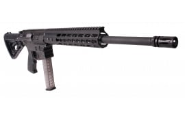 "American Tactical Imports AR15 9mm MilSport Carbine Rifle, 16"" Nitride Barrel - G15MS9KM16"