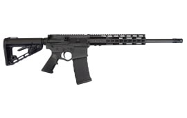 "American Tactical Imports Omni Hybrid Maxx .300 AAC Blackout AR-15 LTD Rifle - Black 300 Blackout 16"" H-BAR 2-30 Rd Mags , Keymod Rail - ATIGOMX300LTDW / Rogers Super Stock"
