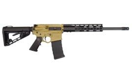 "American Tactical Imports Omni Hybrid Maxx FDE / Black 300 Blackout 16"" 30 Rd Keymod Rail"