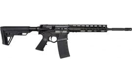 "ATI GOMX556P3P Omni Hybrid MAXX P3P Semi-Auto .223/5.56 NATO 16"" 30+1 Adjustable Black Nitride W / 10"" Keymod"