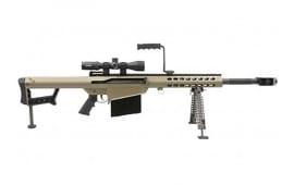 """Barrett 18313 M82A1 50BMG 20"""" FDE w/Night Fision SHV4-14X56"""