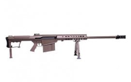 "Barrett M107A1 50 BMG  Military Deployment Rifle Package,  29"" BBL FDE  - Limited Edition Civilian Run - Only 53 Units Produced"