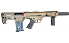 "Black Aces Tactical Pro Series Semi-Automatic Bullpup Shotgun 12GA 5rd 18.5"" Barrel - Bronze Cerakote Finish - BATBPFBR"