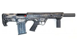 "Black Aces Tactical Pro Series Semi-Automatic Bullpup Shotgun 12GA 5rd 18.5"" Barrel - Distressed FDE Cerakote Finish - BATBPST"