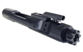 AR15 / M16 Mil-Spec Bolt Carrier Group Assembly .223/5.56 - Black Nitride - Made In U.S.A. BCG-N - Premium Grade