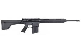 Bear Creek Arsenal BCA-10 .308 Caliber AR Platform Rifle w/ Magpul Furniture, 20 Rd Mag and Hard Case