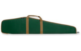 "Bulldog 44"" Standard Rifle  / Scoped Rifle Soft Case Green BD101-44"