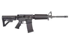 Bear Creek Arsenal AR-15 Rifle .223/5.56 NATO w/ M4 Barrel, Flat Top, 30 Round Mag and Hard Case