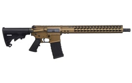 BCA URSID Hybrid II Burnt Bronze Ultra Accurized AR-15 Rifle