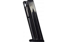 Beretta Model 81 Magazine 12 Round, Original Equipment Manufacture, .32 ACP Caliber, Used, Surplus Good Condition - All Steel, Black