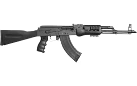 Blackheart Firearms BFV762-B10B-BLKP AK-47 Model B10 7.62x39 - Black with Phoenix Storage Buttstock, Pistol Grip and Handguard
