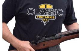 Classic Firearms T-Shirt - Black