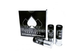 Black Aces Tactical 12GA 00 Buckshot - 250 Shot Case - BAT-00-1425