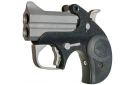 Bond Arms Backup 45 ACP / 9mm Pistol, 2.5in Barrel Rubber Grip Trigger Guard - BABU45ACP