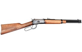 "Braztech/Rossi R92 Lever Action Carbine .44 Magnum Carbine- 16"" Blued Barrel/ Walnut Stock"