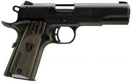 Browning 1911-22 Compact Black Label SA 22LR Pistol, 3.5in Barrel Black Laminate Grip - 051815490
