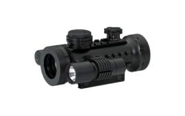 BSA 30MM Tactical Illuminated Laser/Flashlight Red/Green/Blue - STSRGBD30LL
