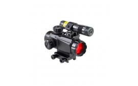 BSA Tactical Advanced Weapon Series 35MM Red & Green Dot Sight w/ 635nm Red Laser -TW35RGD-LRCP