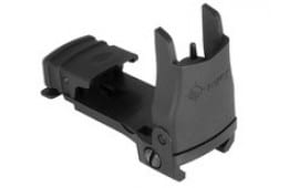 Mission First Tactical Front Back Up Sight for AR15-M4 Flat Top Configured Rifles - BUPSWF
