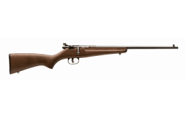 Savage Arms Rascal 22S/L/LR Rifle, 16.1in Barrel Hardwood Accu-Trigger - SAV 13815
