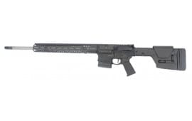 "Stag Arms SA800093LH Stag 10S M-Lok Left Hand Semi-Auto 24"" 10+1 Magpul PRS Black Hardcoat Anodized"