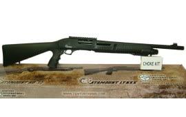 "Catamount Lynxx 12GA Pistol Grip Shotgun by CAI. Turkish Made, 3"", 5 Rd, Pump Action 18.5"" Bbl"