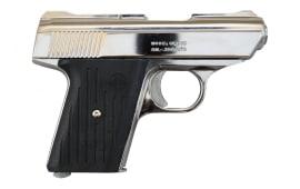 "Cobra C.A. Series Compact .380 ACP Pistol, 2.8"" Bbl, Chrome/Black CA380CB"