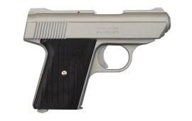 """Cobra C.A. Series Compact .380 ACP Pistol, 2.8"""" Bbl, Satin/Black CA380SB"""