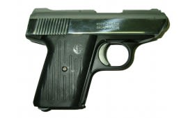 "Cobra C.A. Series Compact .380 ACP Pistol, 2.8"" Bbl, Black/Chrome CA380TRIBB"