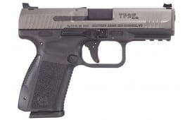 Canik TP9SF Elite 9mm 15rd Warren Tactical Sight Edition Pistol - Tungsten Finish - HG3898TN