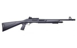 CIT FRPAT1220 CDA12 12 3rd Pump Black Shotgun