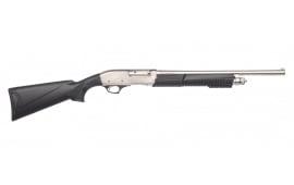 CIT FRPAX1220NKL CDP12 12 3rd Pump Marine Black Tactical Shotgun