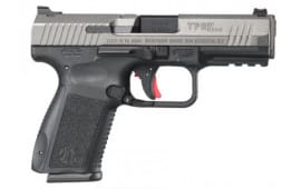 Canik TP9SF Elite 9mm 15rd Warren Tactical Sight Edition Pistol - Tungsten Finish - HG3898T-X
