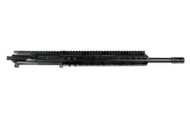 """Charlie Bravo 762 Upper w/ 16"""" Barrel, 7.62x39 with 13"""" Free Float 7 sided Keymod Fore End - Less BCG and Charging Handle"""