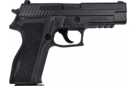"Sig Sauer P226 E2 Semi-Automatic SA/DA Pistol 9mm 15rd 4.4"" Barrel - UDE2269B1 - Factory Certified As New."