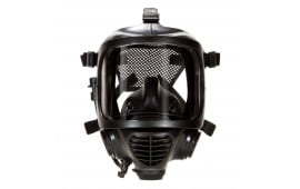 Mira Safety Tactical Gas Mask - Pre-installed Hydration System & Canteen - Full-Face Respirator for CBRN Defense - CM-6M