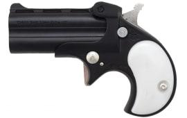 Cobra Derringer .22 WMR ( .22 Mag ), Over / Under Black/Pearl Grips C22MBP