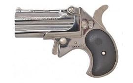 Cobra Derringer Big Bore 9mm Over/Under Chrome/Black CB9CB