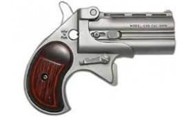 Cobra Derringer Big Bore .380 Special Over/Under Satin/Rosewood CB380SR