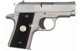 Colt Mustang PocketLite 380ACP 2.75 SS 7RD