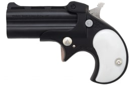 Cobra Derringer .22 WMR ( .22 Mag ), Over / Under Black/Pearl Grips C22MBP