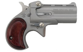 Cobra Derringer .22LR, Over / Under Satin / Rosewood Grips C22SR