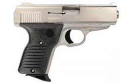 "Cobra Freedom Series F.S. .380 ACP Pistol, 3.5"" Bbl Satin Nickel/Black FS380SB"