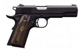 "Browning 1911-22 A1 Black Label 22LR Pistol, 4.25"" Laminated Grip - Black Rain Ordnance051814490"